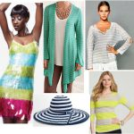 2012 spring fashion trends STRIPES 2