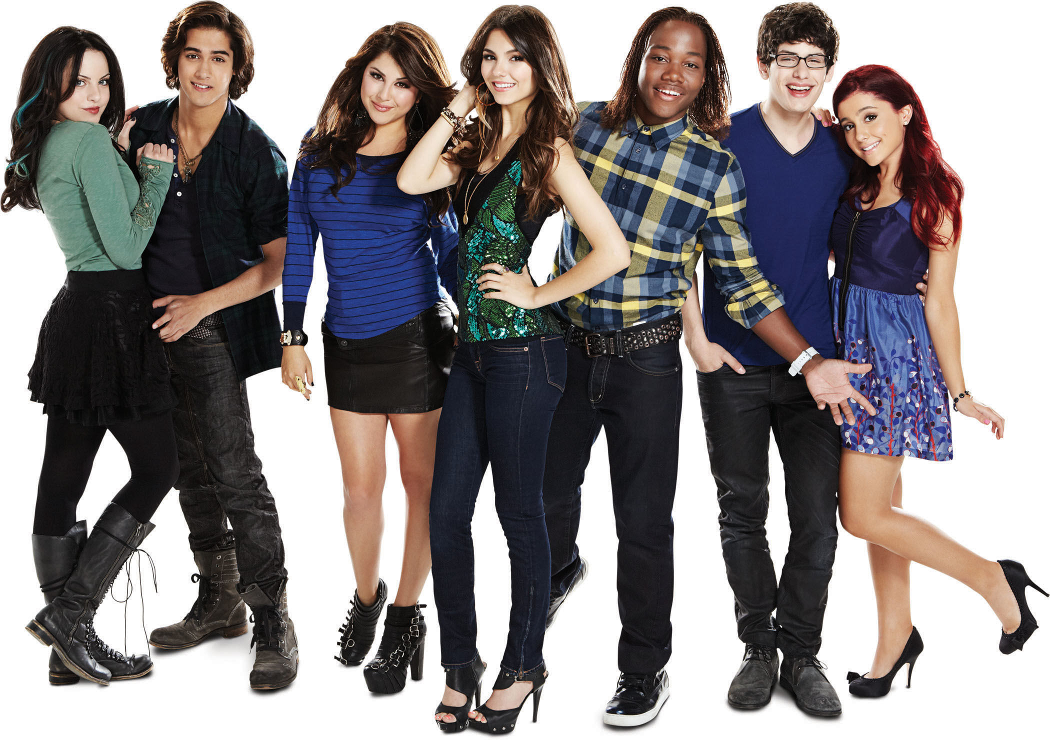meet the cast of victorious 2012
