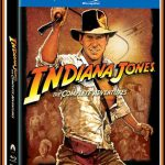 Indiana Jones box set blu ray dvd