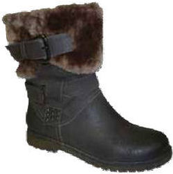 2012 FALL fashion trends RUGGED SHOES Lamo boot