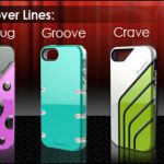 Qmadix iPhone Cover Lines
