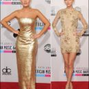 2012 American Music Awards red carpet fashion
