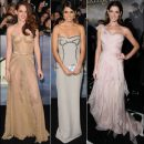 The Twilight Saga: Breaking Dawn Part 2 red carpet dresses