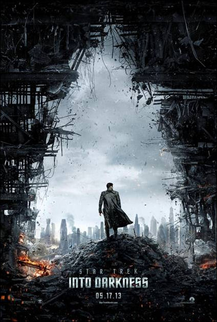 Star Trek Into Darkness poster 120312