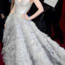 2013 Oscar red carpet dresses