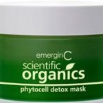 green beauty products emerginC scientific organics phytocell detox mask