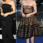 Amy Adams dresses MAN OF STEEL film premieres