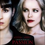 Passion movie poster Rachel McAdams Noomi Rapace
