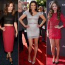 2013 ESPY Awards red carpet dresses