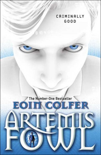 Artemis Fowl movie book Walt Disney