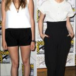 Comic-Con 2013 red carpet fashion Elizabeth Olsen Hailee Steinfeld