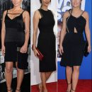 The little black dress premieres on the red carpet for summer!