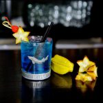 labor day cocktail recipes party ideas beluga blue lagoon
