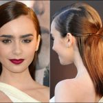 lily collins hairstyle mortal instruments red carpet premiere how to guide
