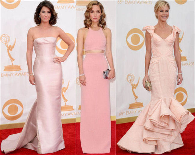 emmys dresses 2013 red carpet pale