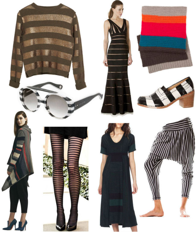 fall 2013 fashion trends stripes