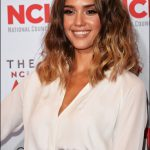 jessica alba hair makeup how to alma awards 2013