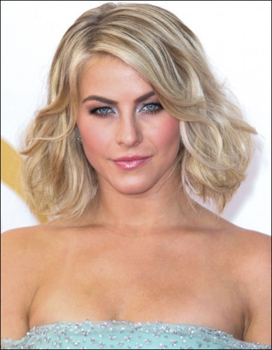 julianne hough hairstyle how-to emmys 2013