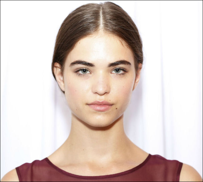 nyfw spring 2014 makeup beauty trends elizabeth and james
