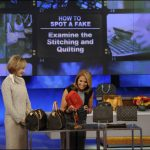 katie couric show spotting fake designer handbags