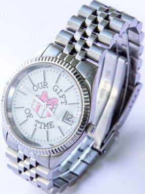 breast cancer awareness products 2013 our gift of time watches