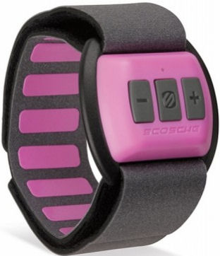 breast cancer awareness products 2013 scosche heart rate monitor