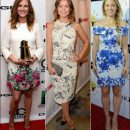 Trendspotting: Floral print dresses for Fall