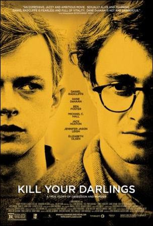 kill your darlings movie review daniel radcliffe