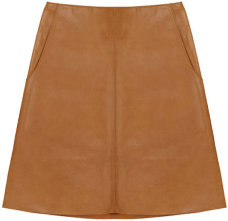 leather skirts mih fall 2013