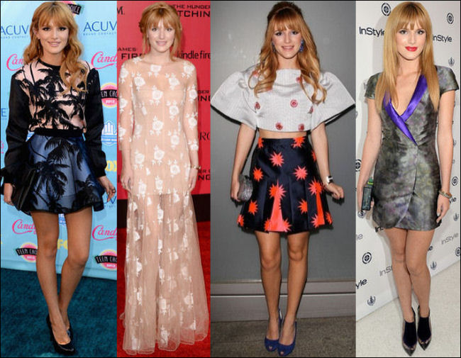 bella thorne style fashion
