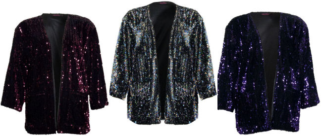 holiday fashion trends 2013 motel sparkle dazzel kimono