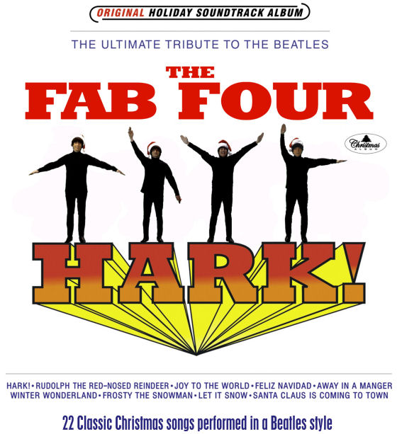 holiday gifts for her 2013 the fab four hark christmas beatles music