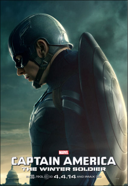 captain america the winter soldier movie poster captain america