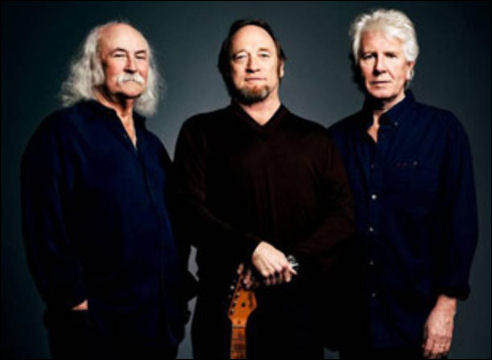 light up the blues concert crosby stills nash