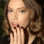 nyfw fall 2014 nails porsche design new york fashion week