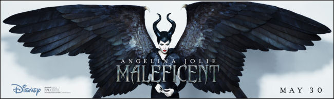 maleficent movie angelina jolie poster video