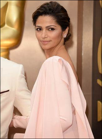 oscars 2014 makeup camila alves