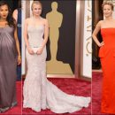 Oscars 2014 red carpet dresses