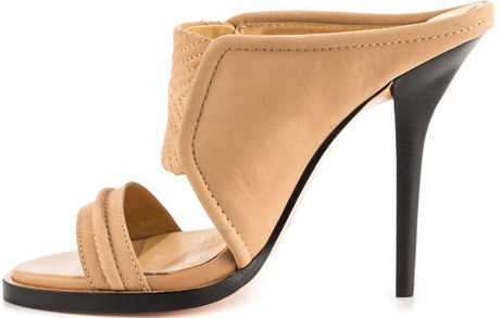 spring 2014 fashion trends mules shoes womens lamb sharron