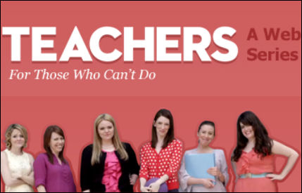 Tv land orders tv pilot for web show teachers for Tv land tv shows