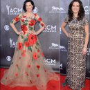 2014 ACM Awards red carpet dresses