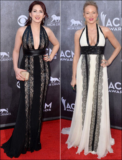 2014 acm awards red carpet dresses jewel