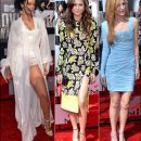 2014 MTV Movie Awards red carpet fashion
