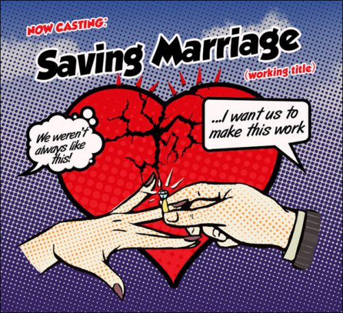 saving marriage doron ofir casting