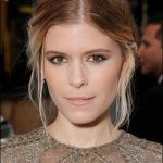 kate mara makeup transcendence red carpet movie premiere
