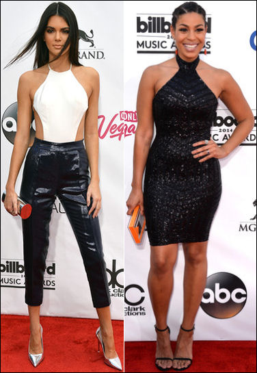 billboard music awards red carpet fashion 2014 kendall jenner jordin sparks