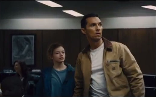 interstellar movie trailer christopher nolan film