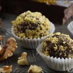 mothers day recipes chocolate walnut curried truffles