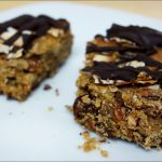 gluten free trail mix bar recipe