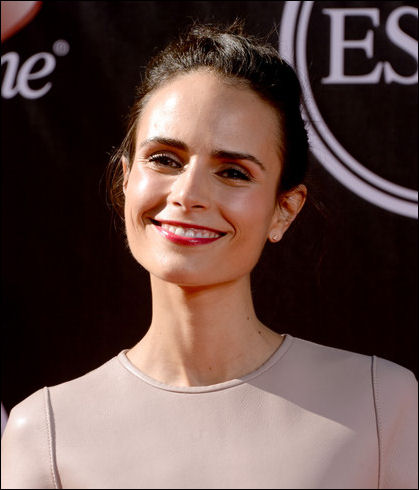 espy awards 2014 jordana brewster makeup